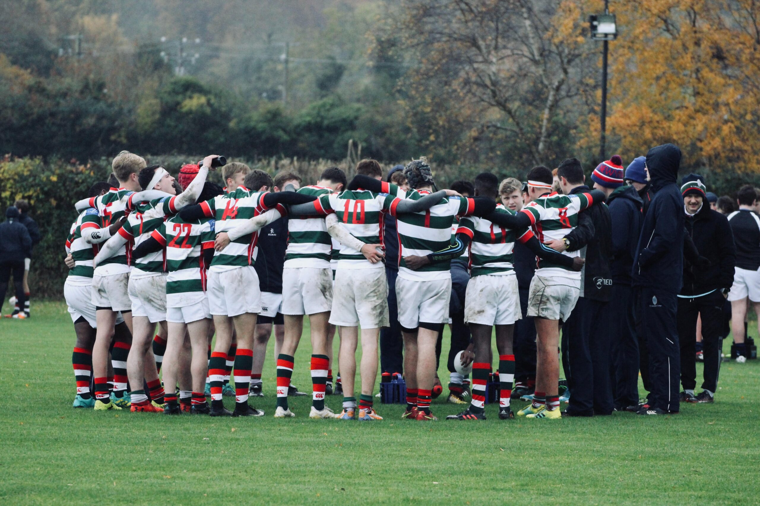 Area Anagrafica - gestione società rugby - GeSoSport