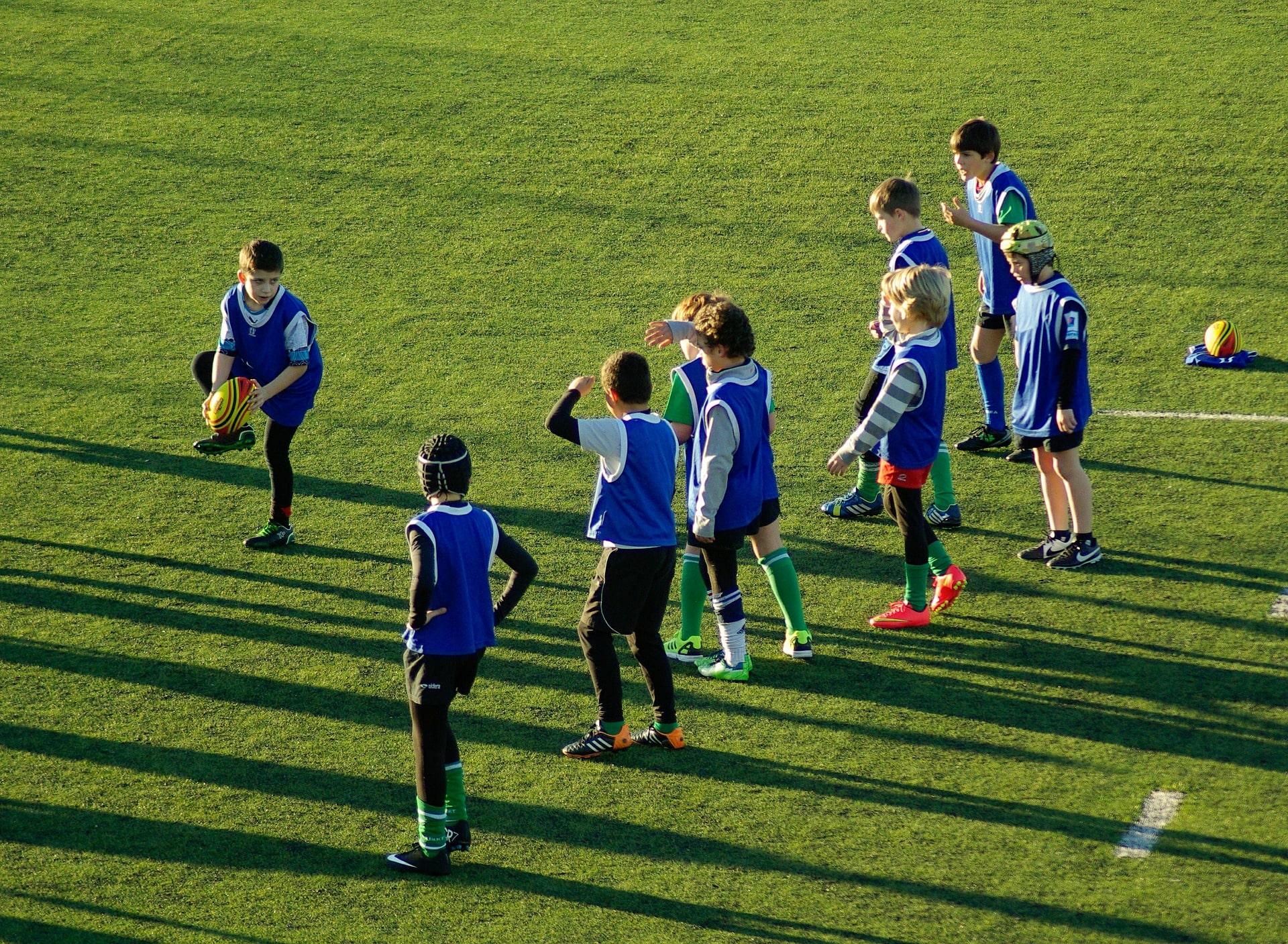 Centri Estivi - gestione società rugby - GeSoSport